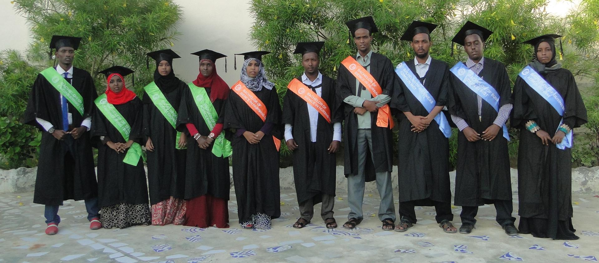 Top Ten Students Graduation 2014