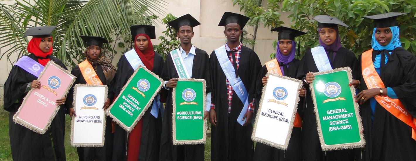 Top Ten Students Graduation 2015