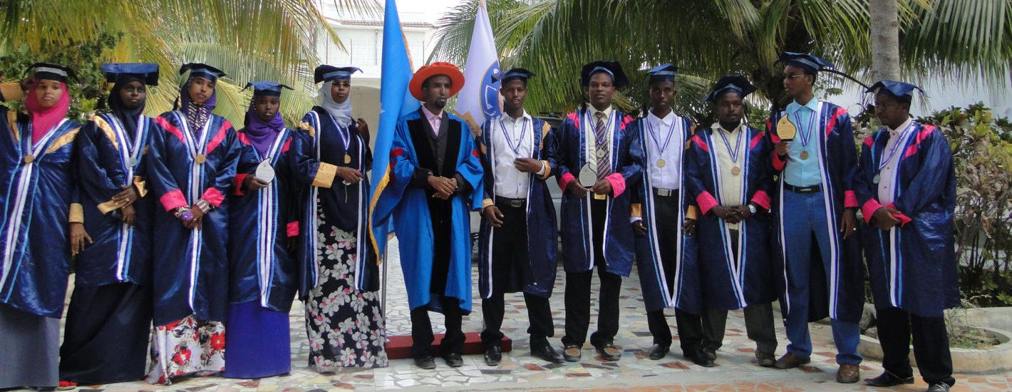 Top 10 Students Graduation 2013