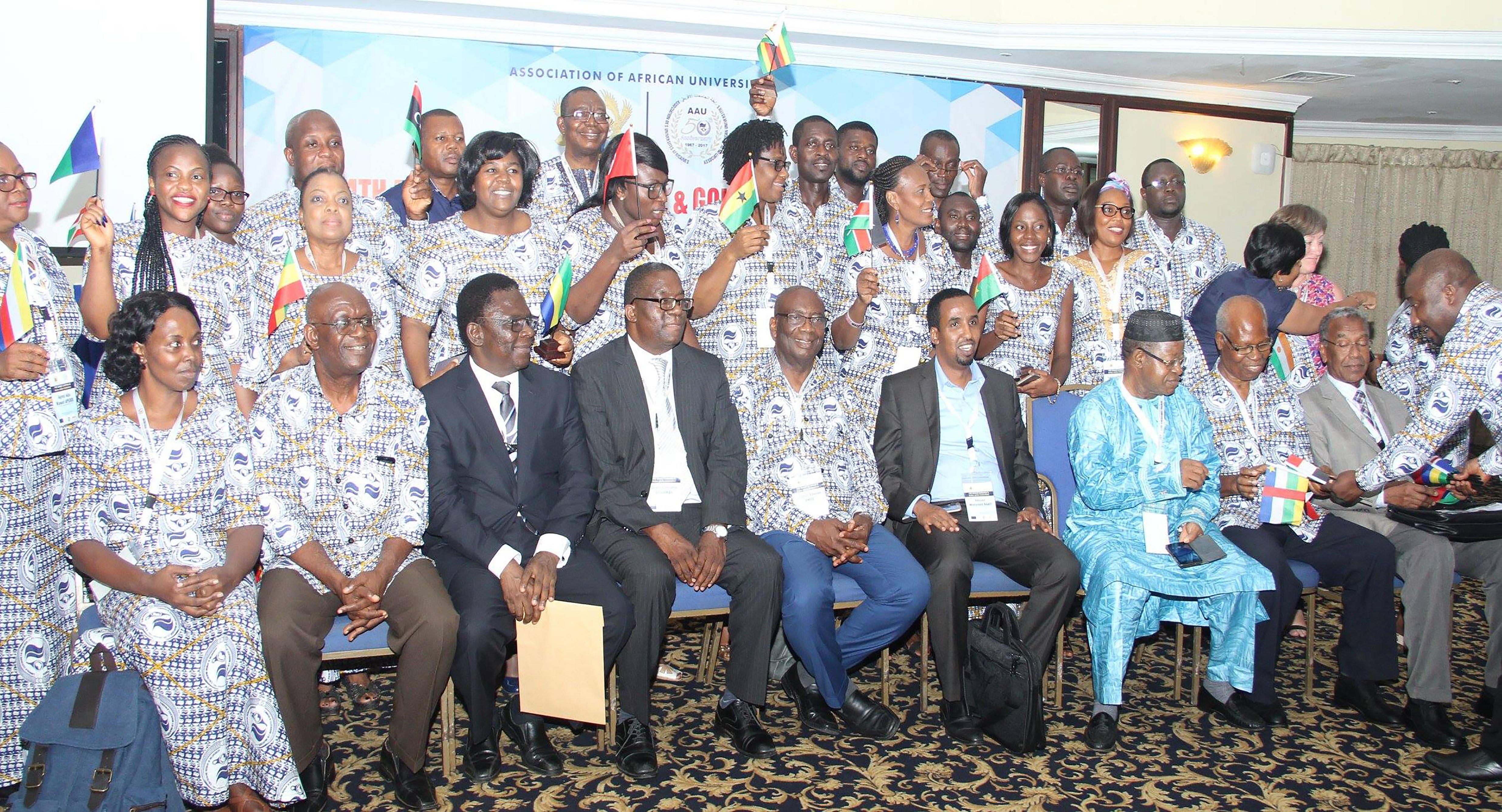 Plasma oo ka mid noqotay hogaanka ugu sareeya ee midowga jaamacadaha Afrika (( Association of African Universities AAU)